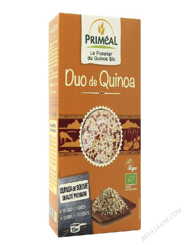 Duo de quinoa - 500g