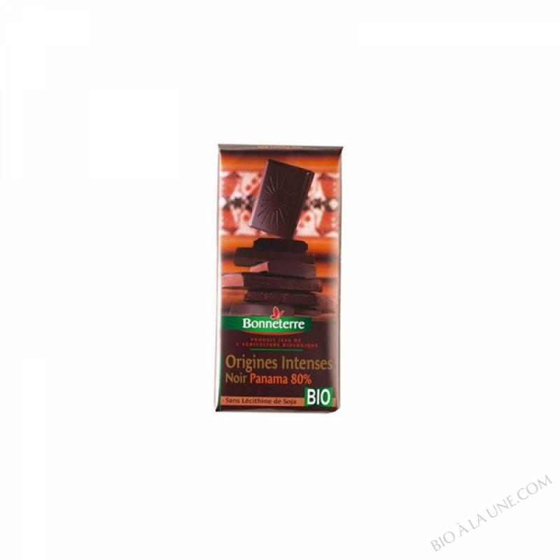 Origines Intenses Noir Panama 80% 70gr