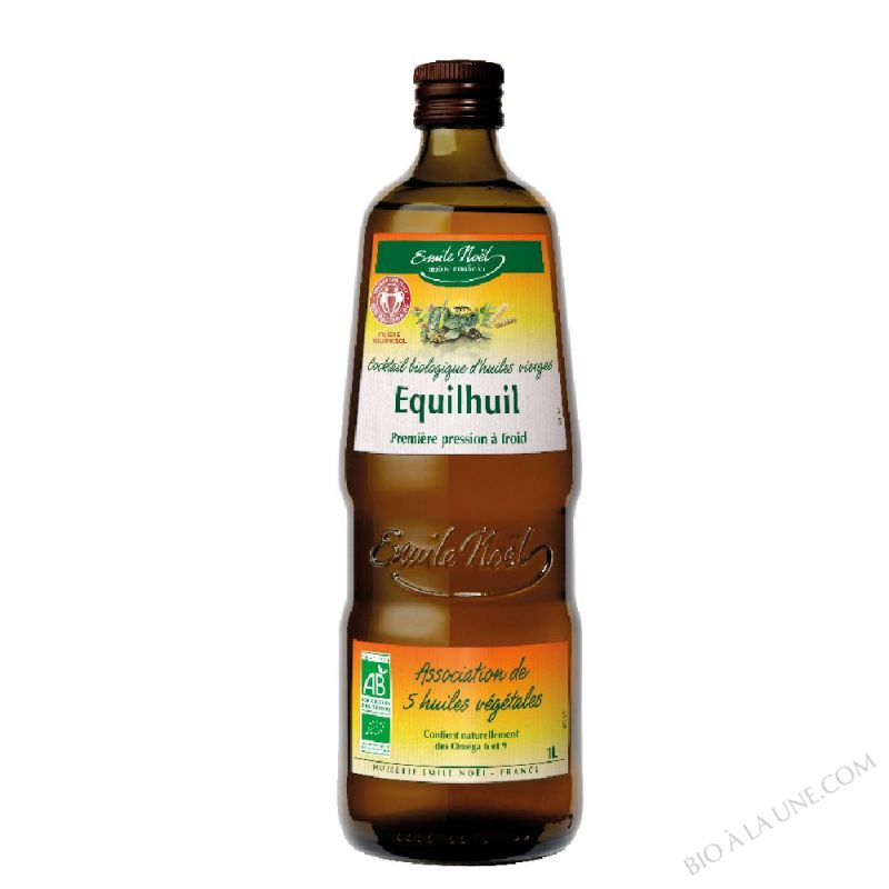 Huile Equilhuil Bio - 1L