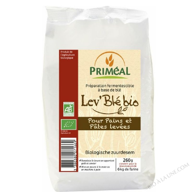 Preparation fermentescible Lev'Ble 260g