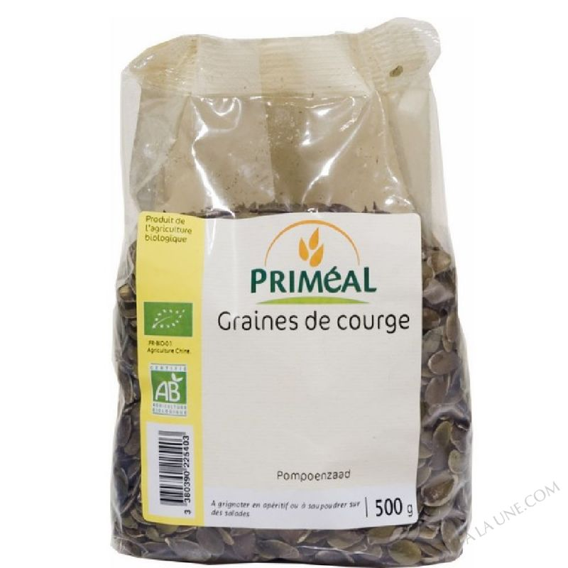 Graines de Courge Chine 500 g