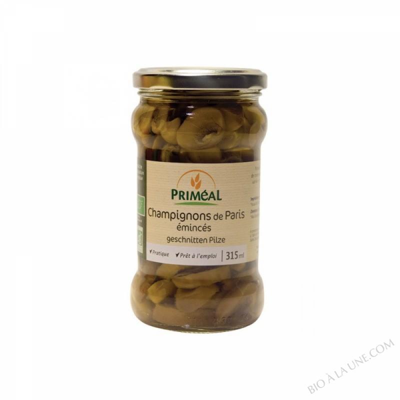 champignon eminces - 315 ml
