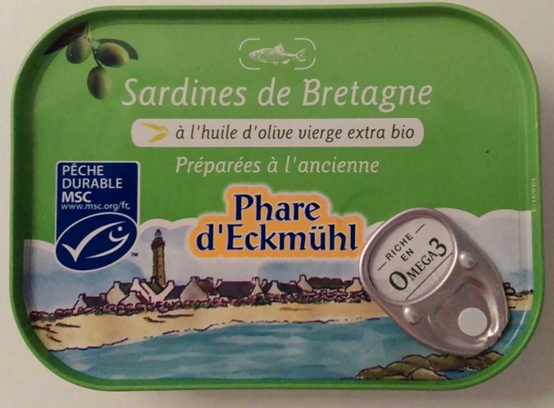 sardines - 115 g