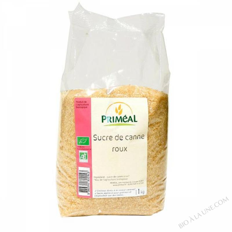 Sucre de Canne Roux 1 kg
