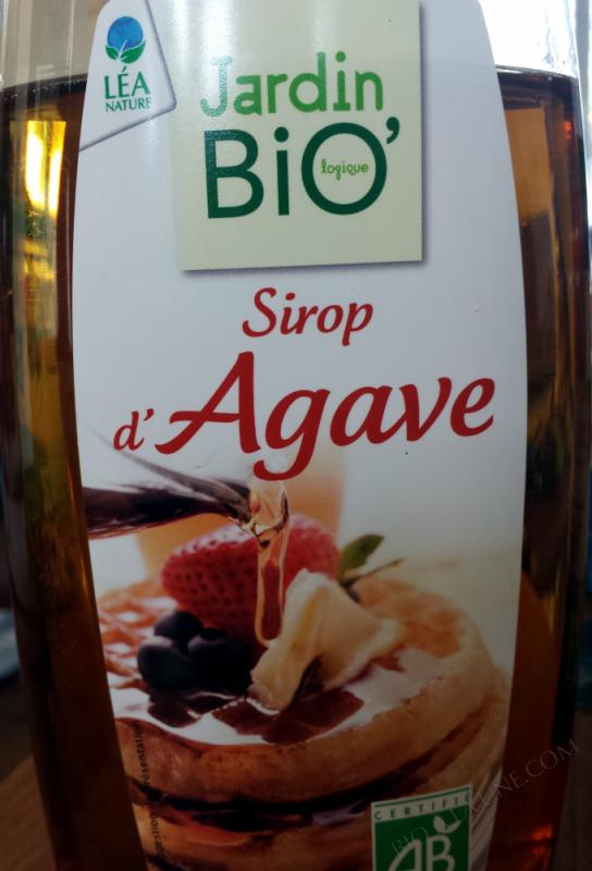 Sirop d'agave 500 ml