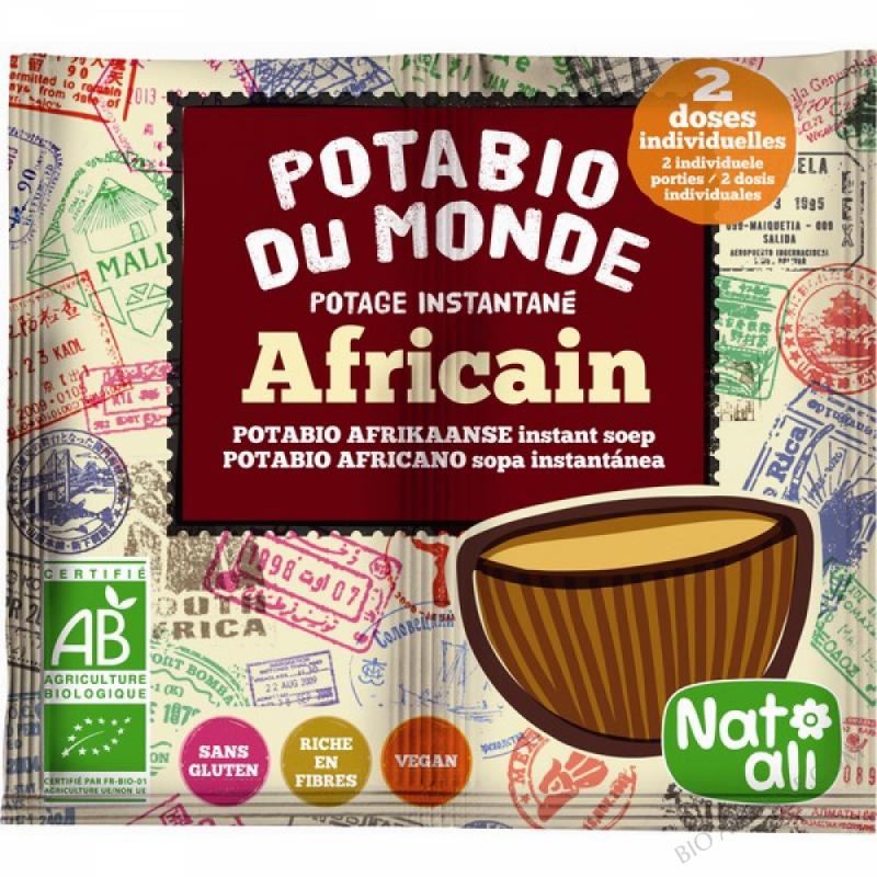 Potabio Africain 2x8,5g