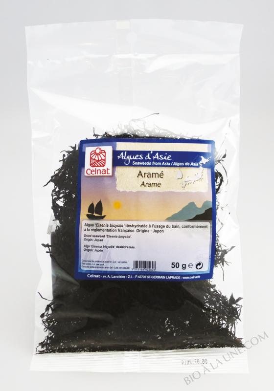 CELNAT Aramé - Algues - 50g