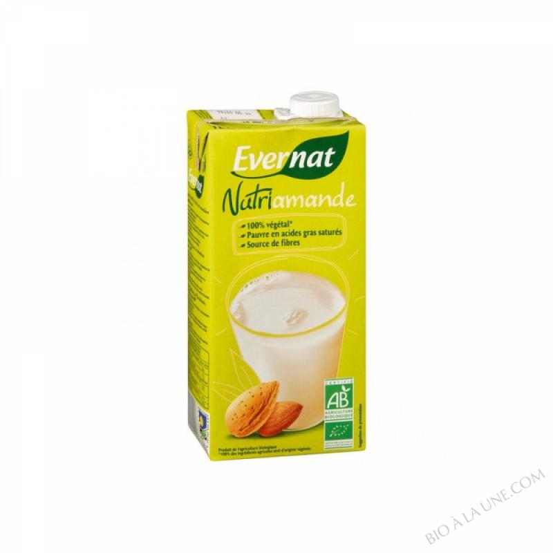 Nutriamande (Boisson Vegetale Aux Amandes) 1L