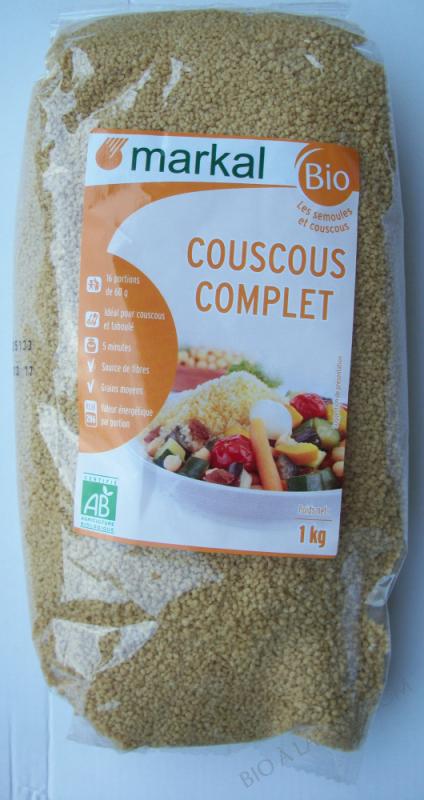 Couscous Complet 1kg