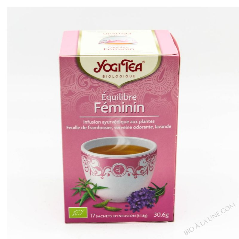 Infusion Equilibre Feminin x 17 sachets