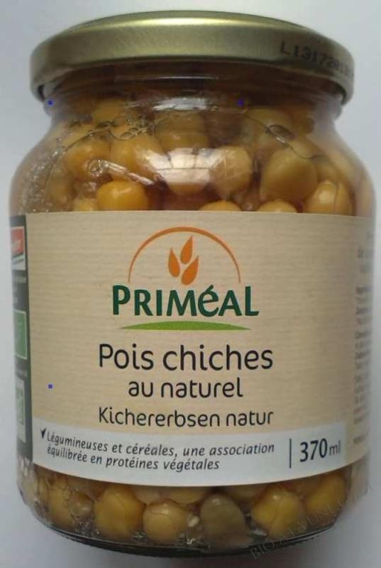 pois chiches - 370 ml