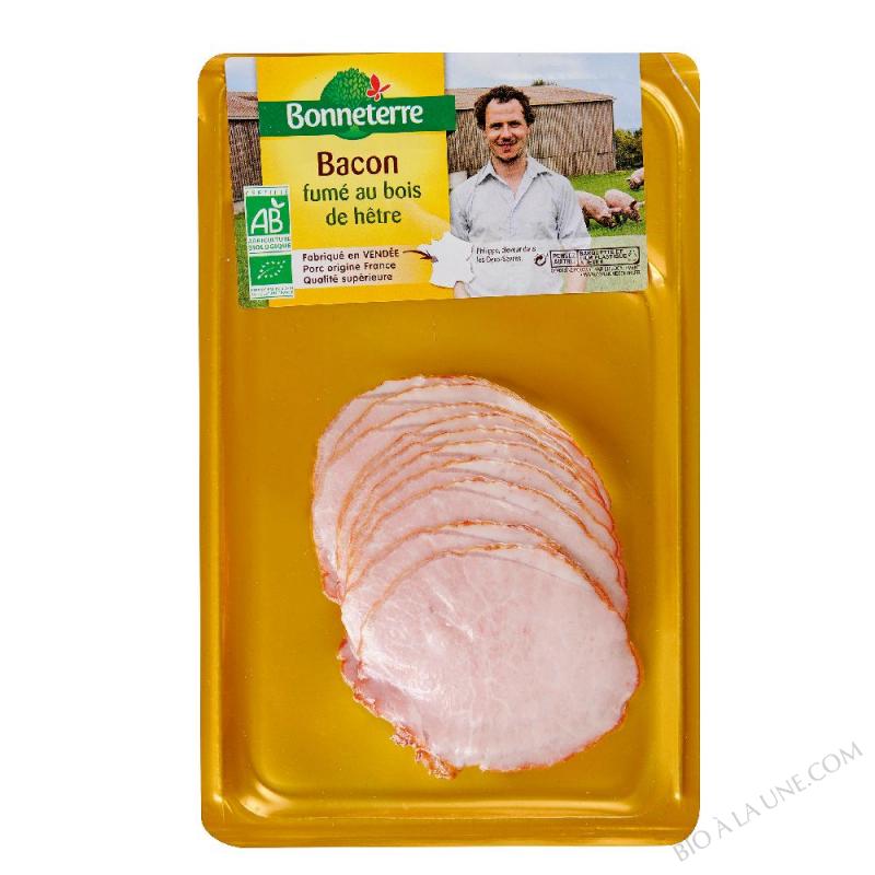 BACON 10 TRANCHES - 100 G