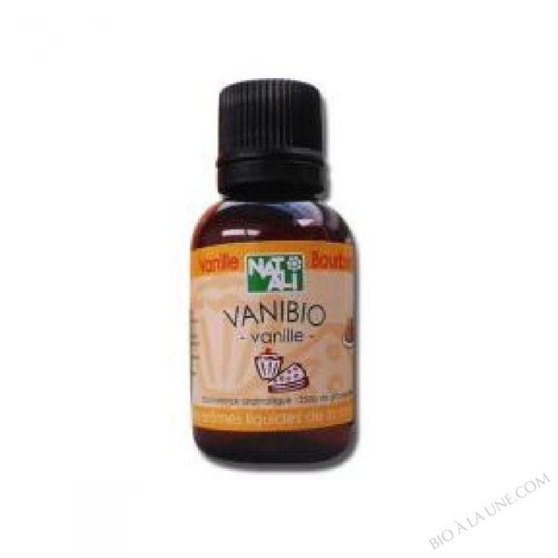 Extrait Naturel de Vanille 30 ml