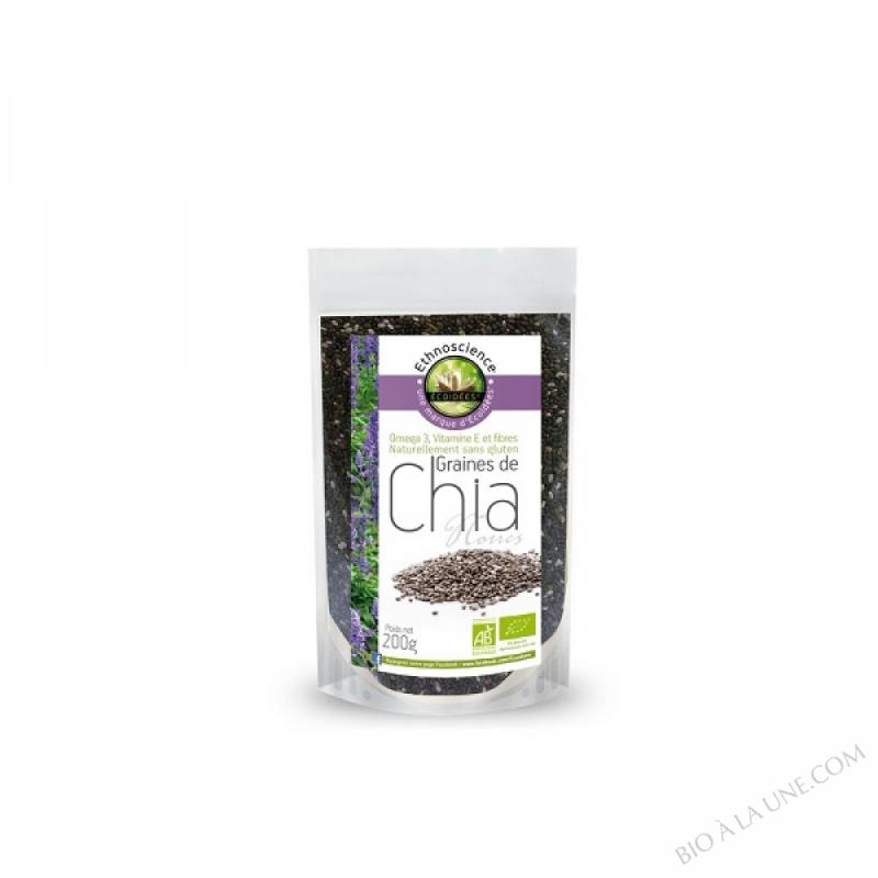 Graines de Chia bio 200gr
