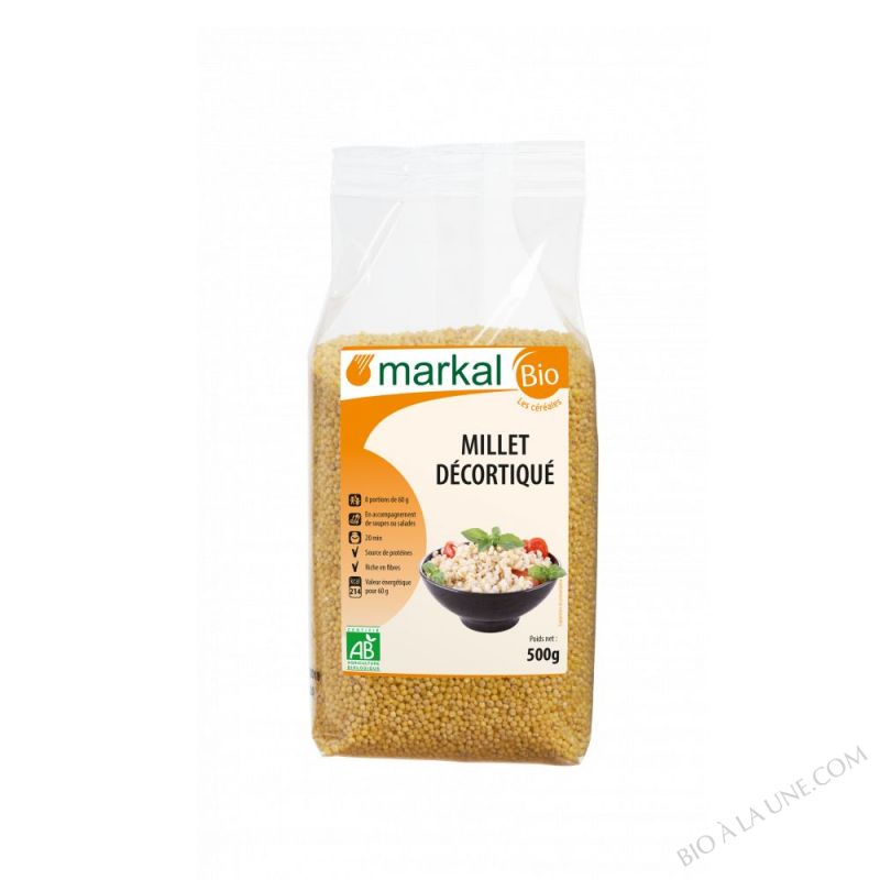 Millet Decortique 500g
