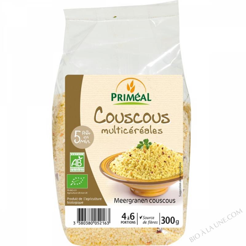 Couscous Multicereales Bio 300g