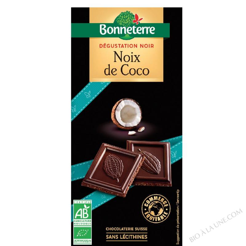 Dégustation Noir Noix de Coco