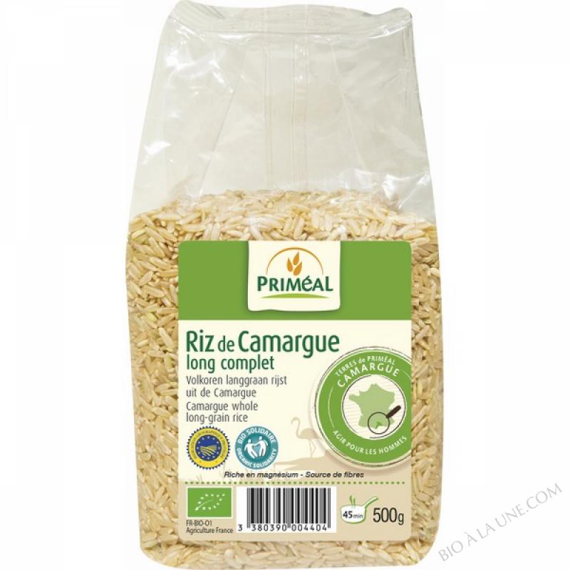 Riz Long Complet de Camargue 500g