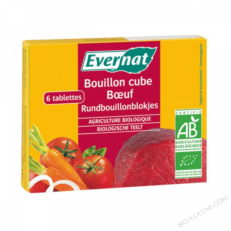 BOUILLON CUBE BOEUF 72GR