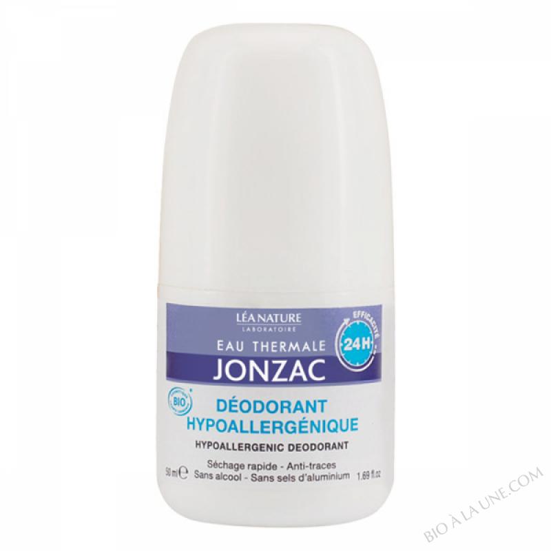 Deodorant hypoallergenique 24h 50ml