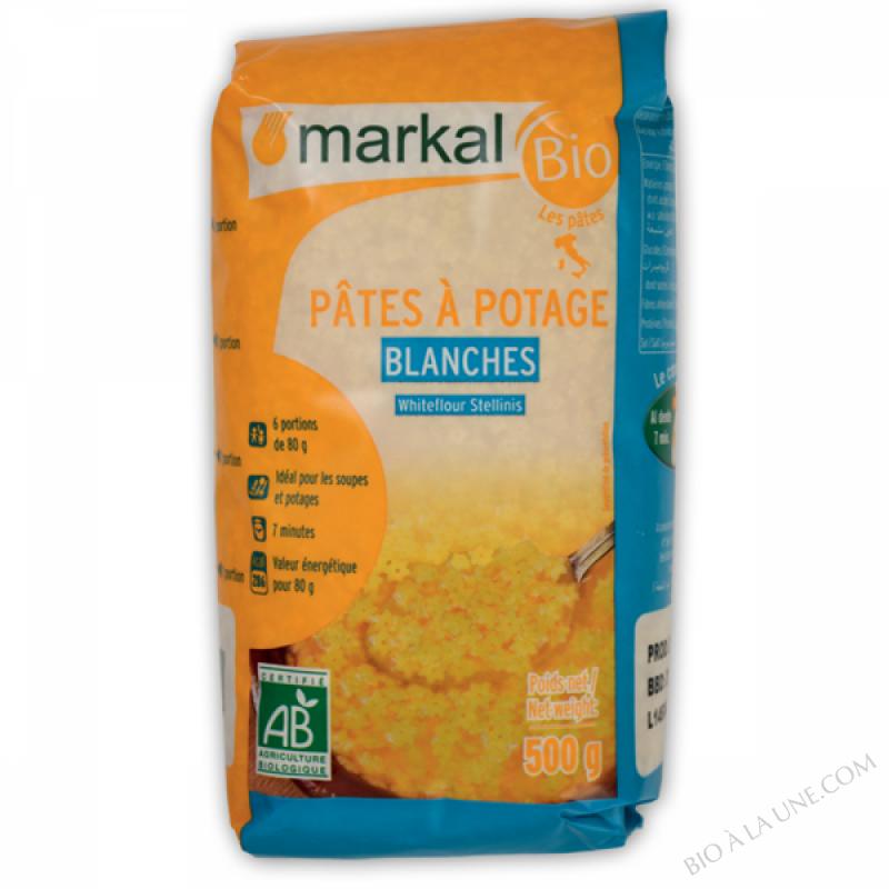 Pâtes à potage Blanches - 500g