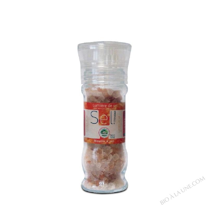 Gros sel de cuisine - moulin 100 g