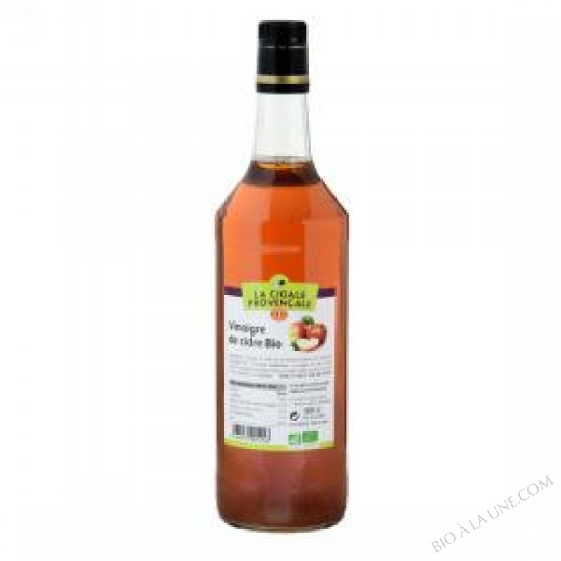 Vinaigre de cidre 5° - 1L
