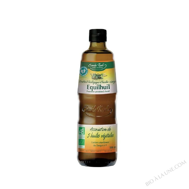 Huile Equilhuil bio - 500ml