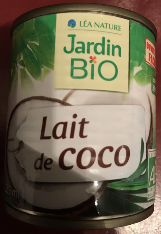 LAIT DE COCO 225ML