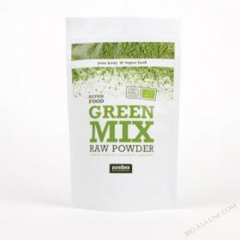 Poudre Green Mix 200gr