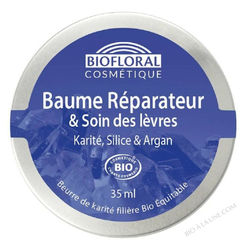 BAUME LEVRES SILICE 35ML SOINS & SILICE