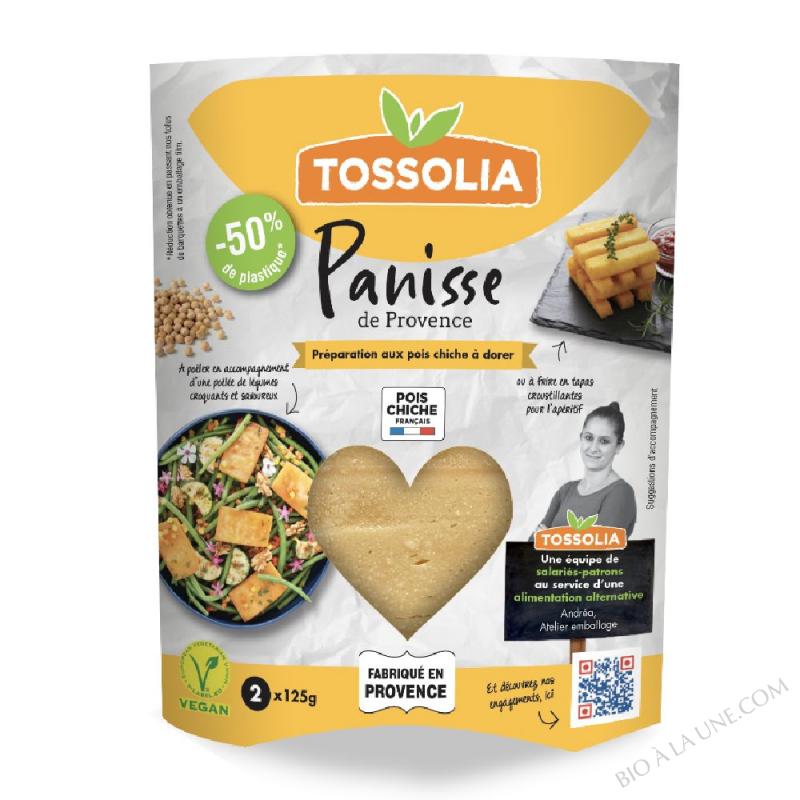 PANISSE NATURE TOSSOLIA