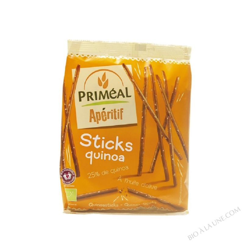 Sticks Quinoa Bio 100g
