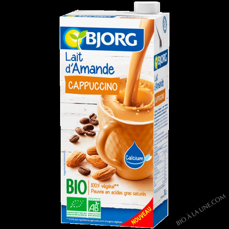 Lait d'amande cappuccino - 1l