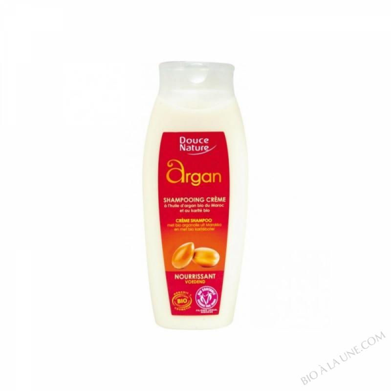 Shampoing Argan et Karite bio 250ml