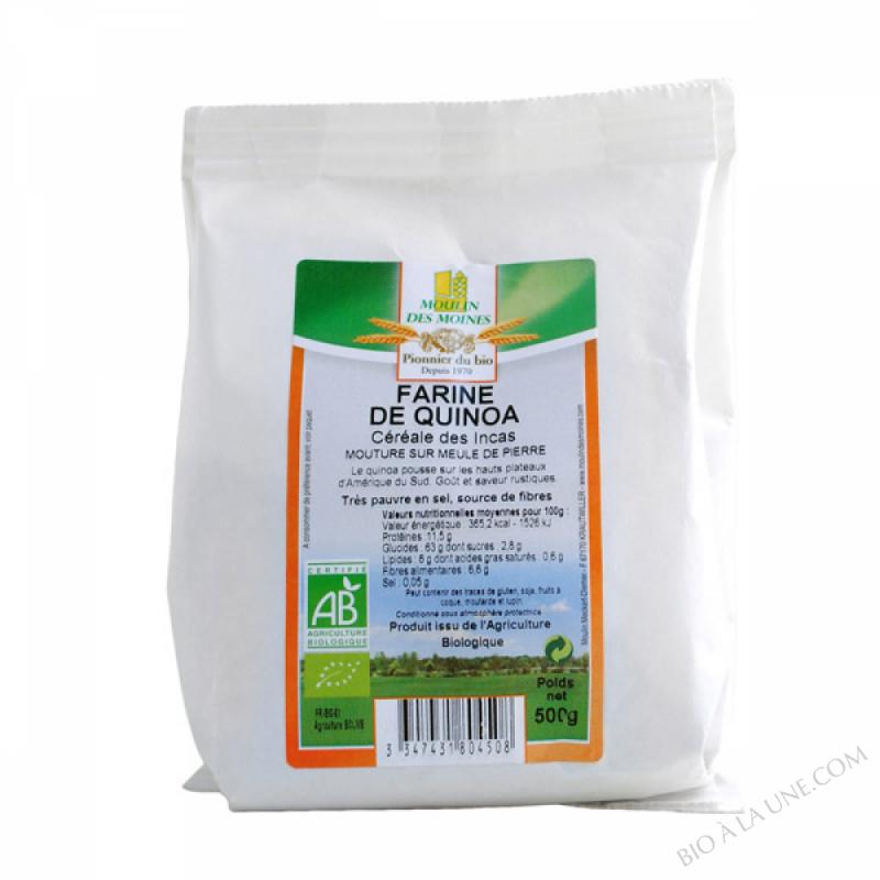Farine de Quinoa Complete Bio 500g