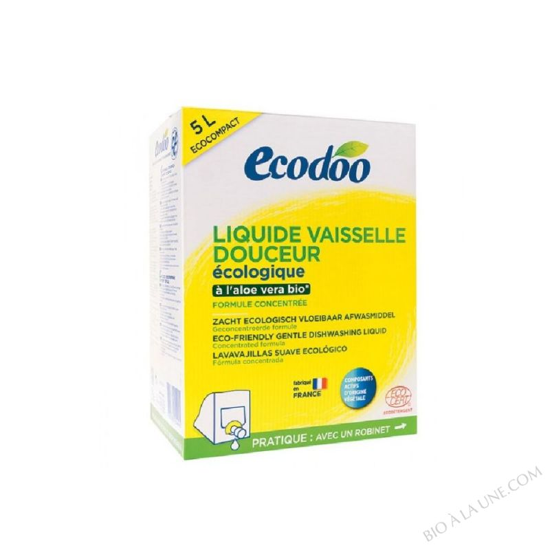 Liquide vaisselle eco Robinet 5L