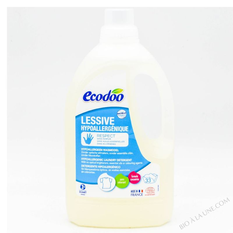 Lessive Hypoallergenique Concentree 1,5L