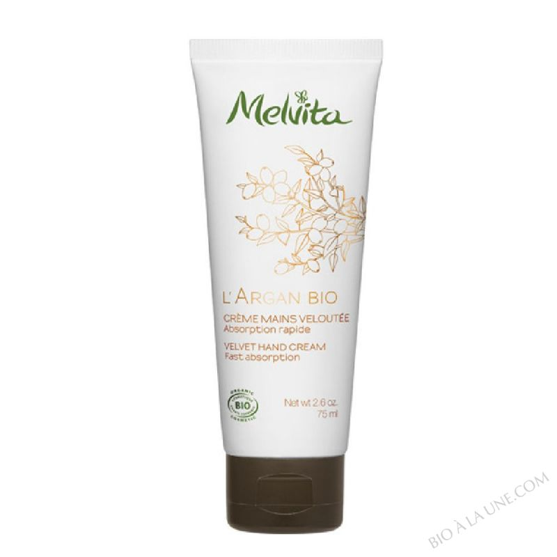 Crème mains veloutee - 75ml