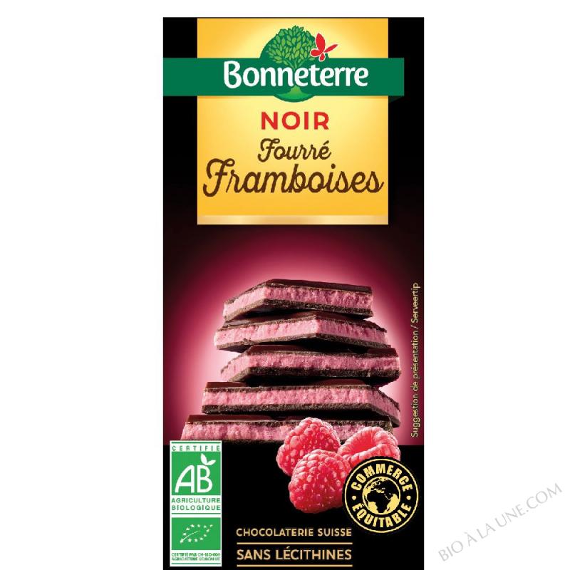 Noir Fourré Framboises