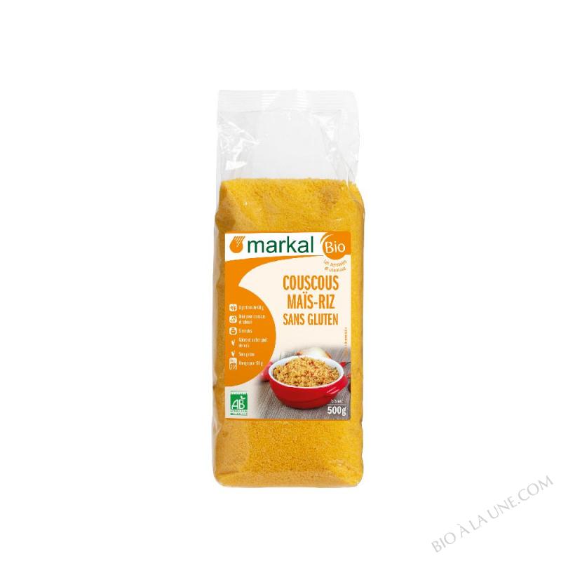 Couscous maïs - riz - sans gluten
