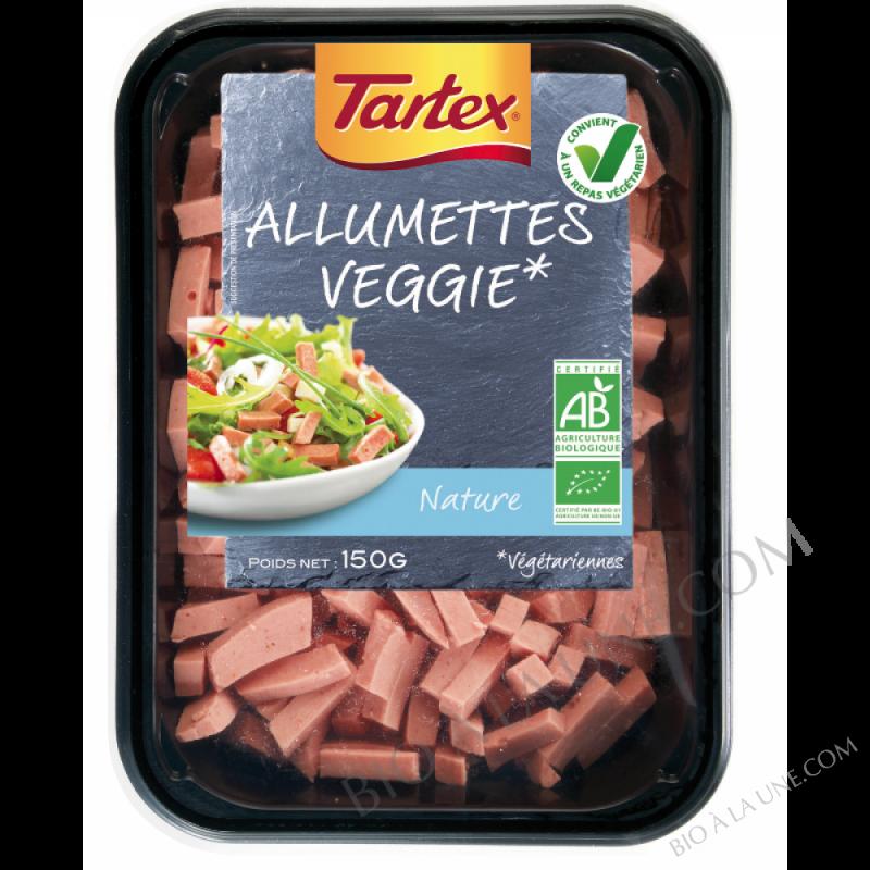 ALLUMETTES VEGGIE NATURE - 150 G