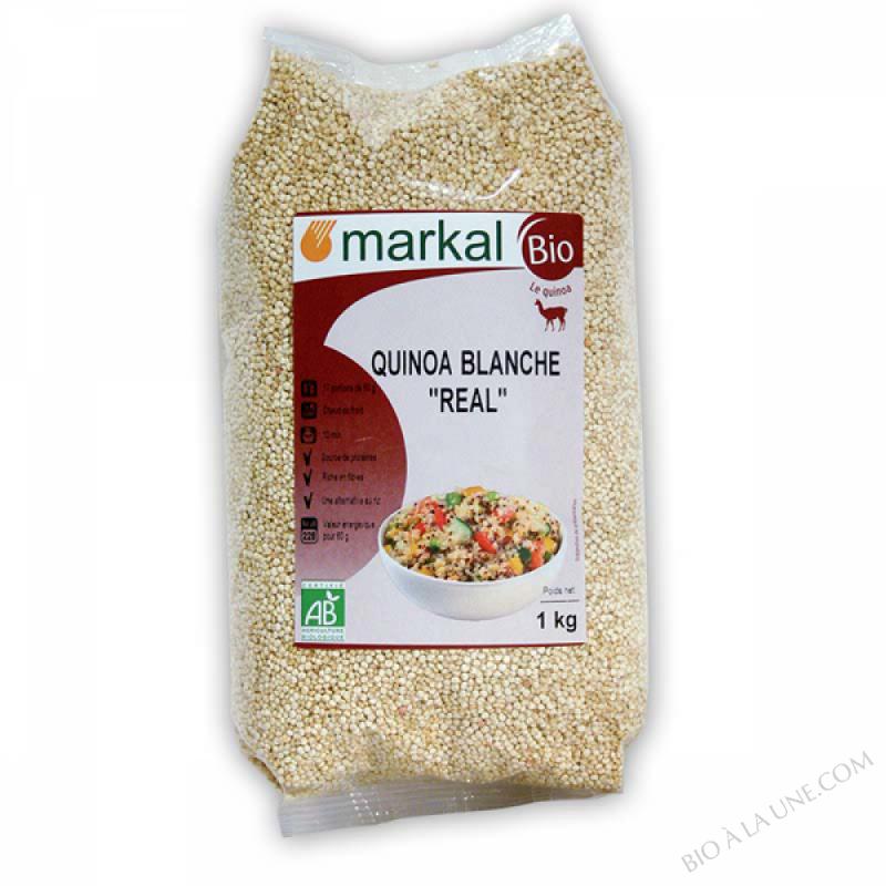 Quinoa Real Blanc 1kg
