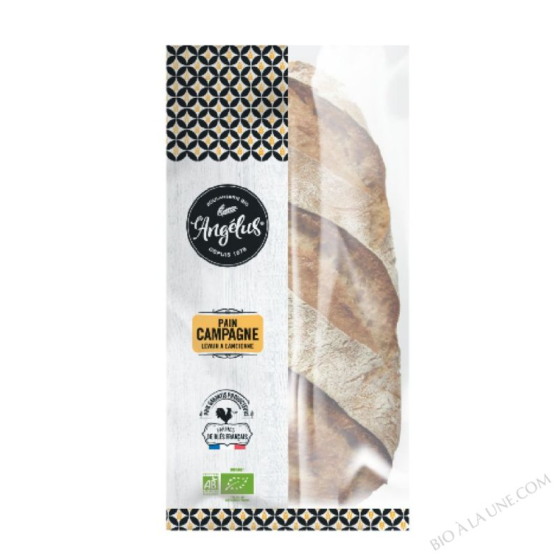 Pain Campagne - 400 g