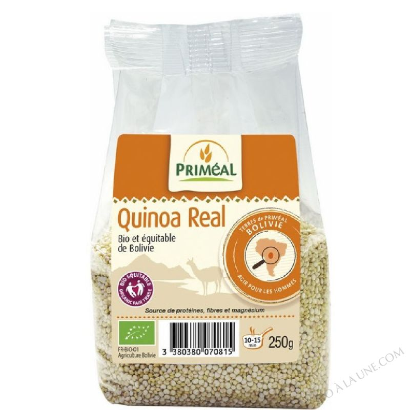 Quinoa Real Bio Equitable 250g
