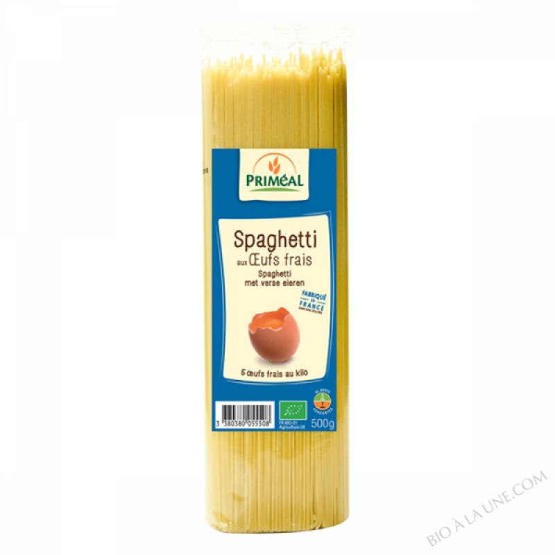 spaghetti aux oeufs frais - 500 g