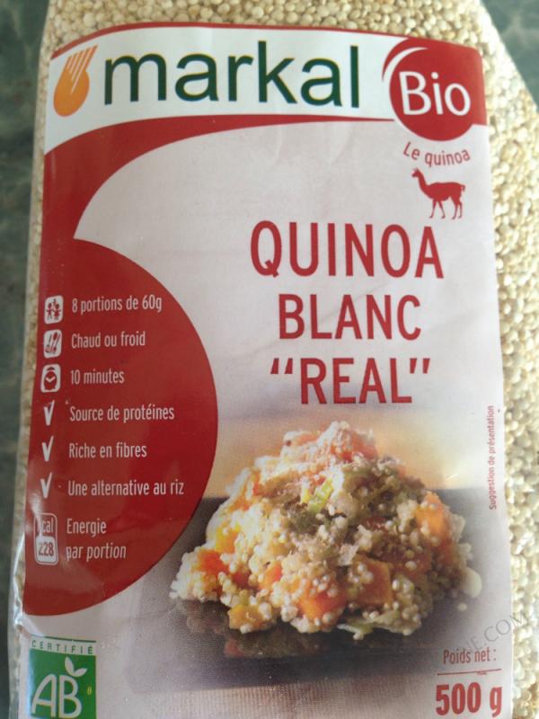 Quinoa Real Blanc - 500g