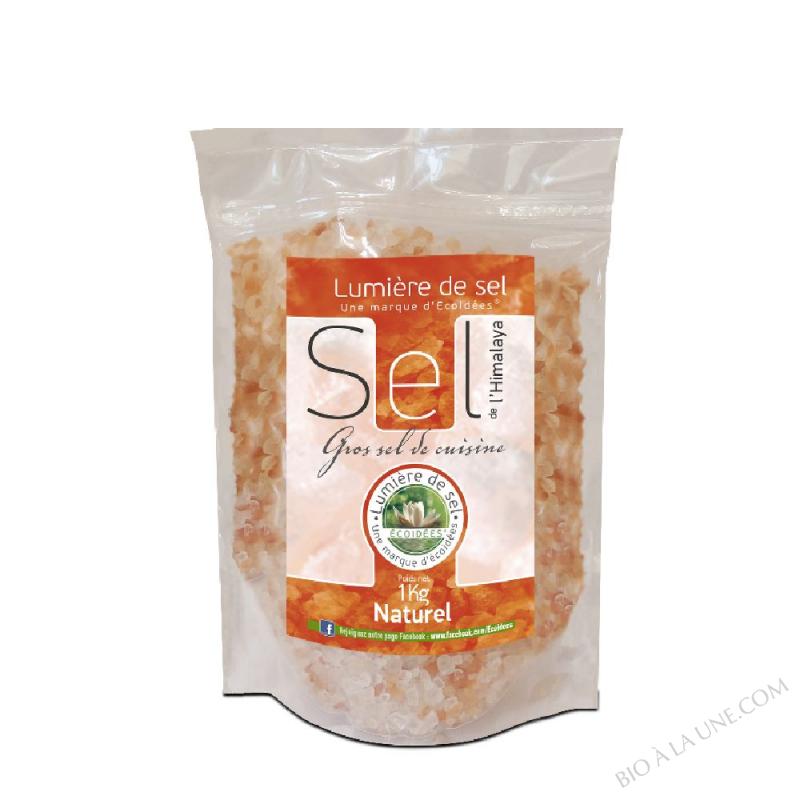 Gros sel de cuisine - sachet 1 kg