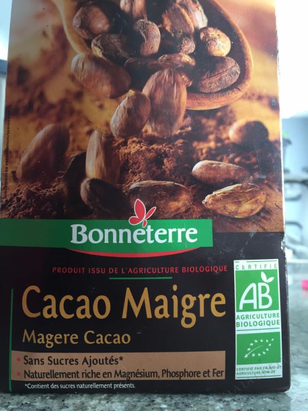 CACAO MAIGRE - 250 G