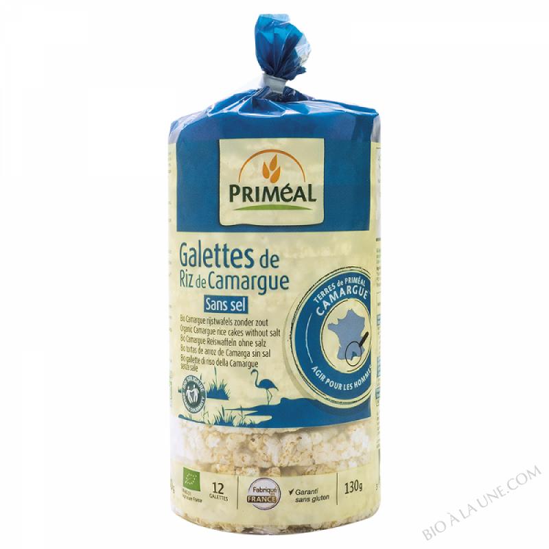 riz sans sel 100% France - 130 g